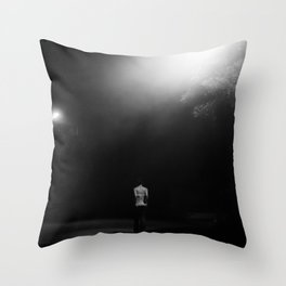 Hollywood Nights Throw Pillow