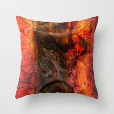 Zodiak Throw Pillow