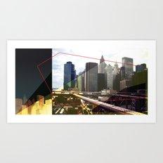 NY01 Art Print