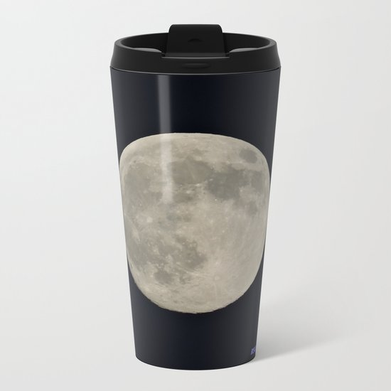 Another August Moon Metal Travel Mug