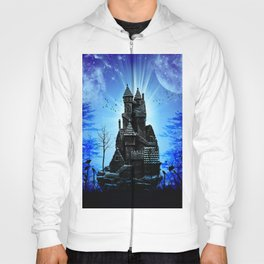 Castle in the night  Hoody