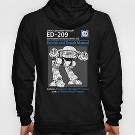 ED-209 Service and Repair Manual Hoody