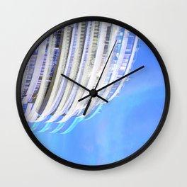 Cloudgate Wall Clock