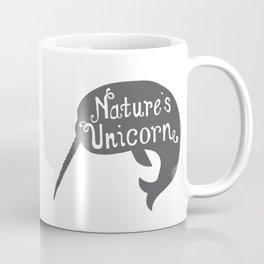 Narwhal Nature's Unicorn Coffee Mug