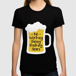 Beer Drinking Hours T-shirt