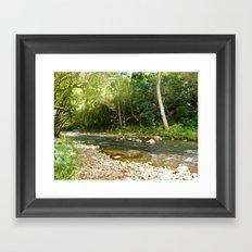 Into the Woods We Go Framed Art Print