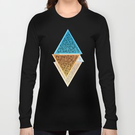 Rhombs Long Sleeve T-shirt
