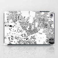 melbourne iPad Cases featuring MELBOURNE by Maps Factory