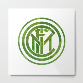 Football Club 10 Metal Print