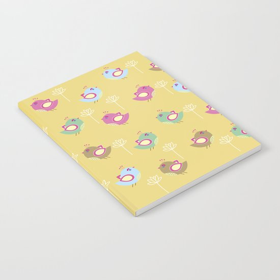 Cute Pattern 6 Notebook