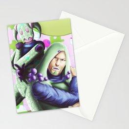 Jojolion - King Nothing & Norisuke Higashikata Stationery Cards