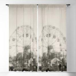 Coney island Blackout Curtain
