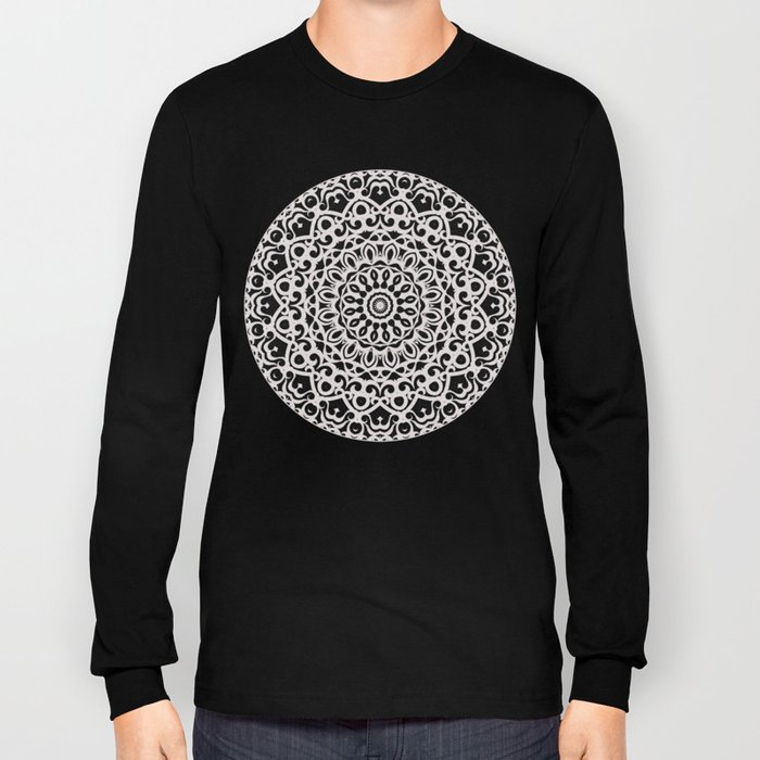 Tribal Mandala G385 Long Sleeve T-shirt