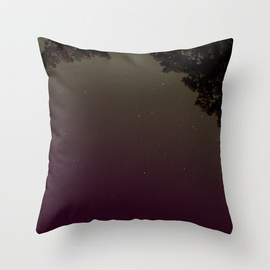 Tonight Throw Pillow