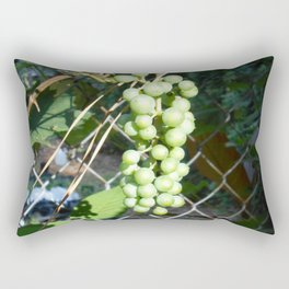 Tamed Wild Grapes Rectangular Pillow