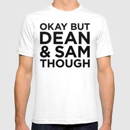 Dean and Sam Though T-shirt