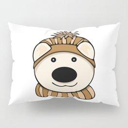 Polly Bear Pillow Sham