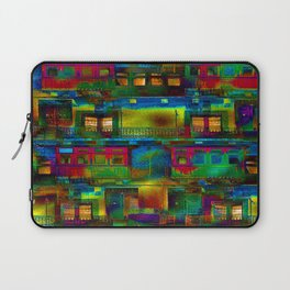 In The Style Of Old Valletta Laptop Sleeve