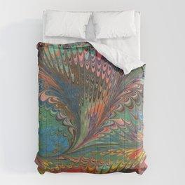 Rainbow Swirl  Comforters