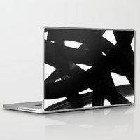 georgiana paraschiv Laptop & iPad Skins featuring TX02 by Georgiana Paraschiv