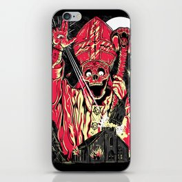 THE END IS NIGH iPhone Skin