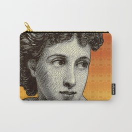 Seductress Orange Carry-All Pouch