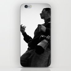 Where To Shoot iPhone & iPod Skin