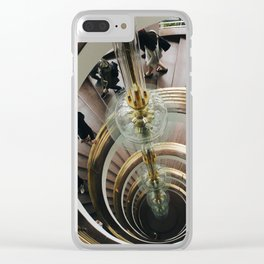 IG Metall Building Clear iPhone Case