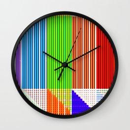 Monopoli Wall Clock