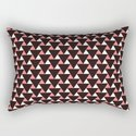 Geometric Triangles Pattern by jcdesigning