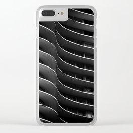 NIEMEYER | architect | Building Niemeyer Clear iPhone Case