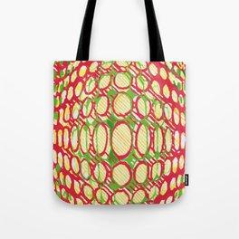 Third Dimension Tote Bag