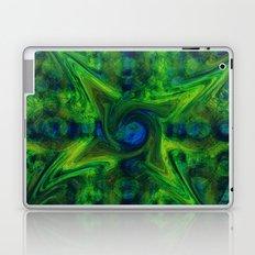 Cosmic Pinwheel Laptop & iPad Skin