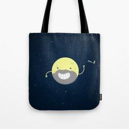 MOONVEMBER Tote Bag
