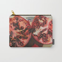 Pomegranite Carry-All Pouch