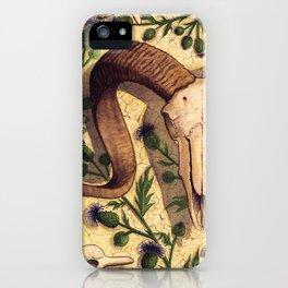 Endemic/Invasive iPhone Case
