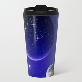 Fantastic yourney into space. Travel Mug