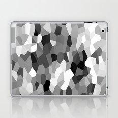 Black-and-white Laptop & iPad Skin