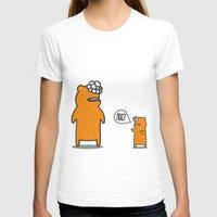 hug T-shirts featuring Hug? by JRosas