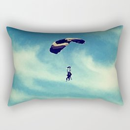 Flying Rectangular Pillow