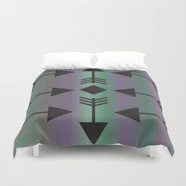 Point Me in the Right Direction Duvet Cover