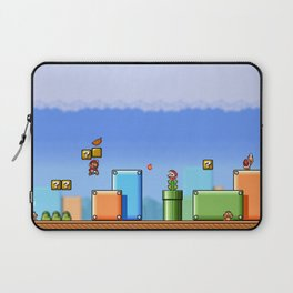 World 1-1 Laptop Sleeve