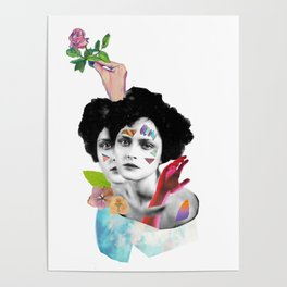 Gold Dust Woman Poster