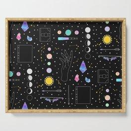 Witch Starter Kit: Astronomy - Illustration Serving Tray