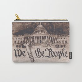 The 115th U.S. Congress Carry-All Pouch