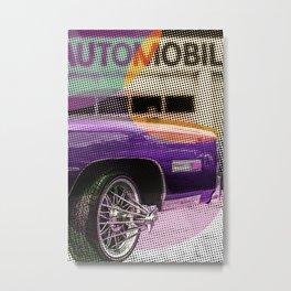 Southern Auto Metal Print
