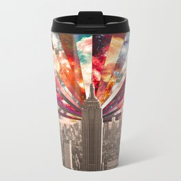 Superstar New York Metal Travel Mug