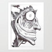 Mind=Blown Art Print