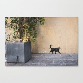 Keep walkin' Canvas Print