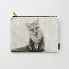 Fox Say What?! Carry-All Pouch